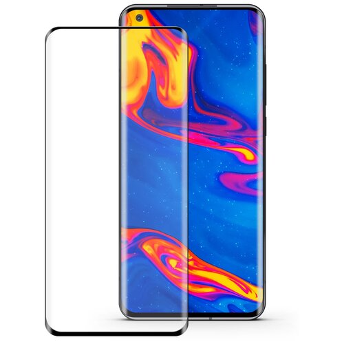 Фото - Защитное стекло Mobius для Xiaomi Mi 10S/Mi 10 Ultra 3D Curved Edge (Black) xiaomi mi curved gaming m 34 bhr4269gl