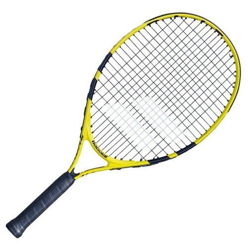 Ракетка для большого тенниса Babolat Nadal 23 23'' 00 черный/желтый ракетка для большого тенниса babolat b fly 23 gr000 140244 детская 7 9 лет фиолет бирюзовый
