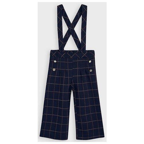 Брюки Mayoral 04551 размер 9(134), 015 темно-синий брюки mayoral 04551 размер 9 134 015 темно синий