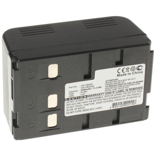 Фото - Аккумулятор iBatt iB-U1-F368 2100mAh для Panasonic NV-VX10, NV-VX10EN, NV-VX10A, NV-A3, NV-RX10EN, NV-R550EN, NV-A1, NV-R100, NV-R50, NV-A1EN, NV-S65E, NV-A5EN, NV-R200, NV-R500EN, NV-RX20EN, NV-A5, NV-R100EN, nv