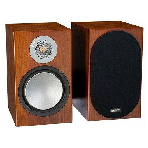 Полочная акустическая система Monitor Audio Silver 100 walnut