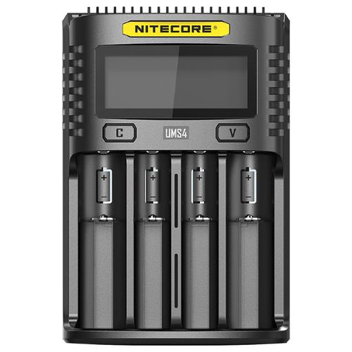 Фото - Зарядное устройство Nitecore UMS4 зарядное устройство nitecore new i4 15364