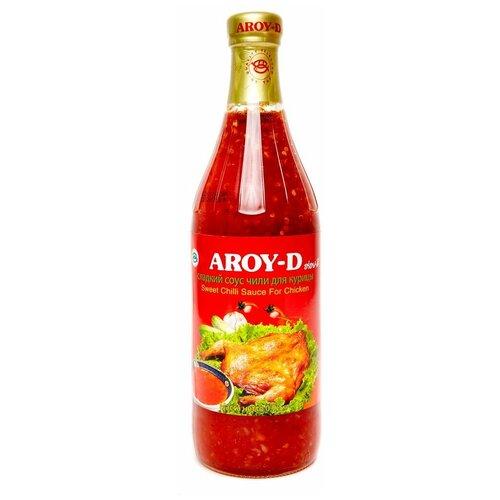 Соус Aroy-D Sweet chilli for chicken, 920 г 1 шт. сладкий соус чили для курицы aroy d 920 г