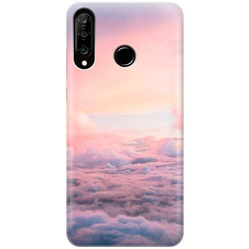 Силиконовый чехол на Huawei P30 Lite / Honor 20 Lite / Honor 20s / Хуавей П30 Лайт / Хонор 20 Лайт / Хонор 20s с принтом