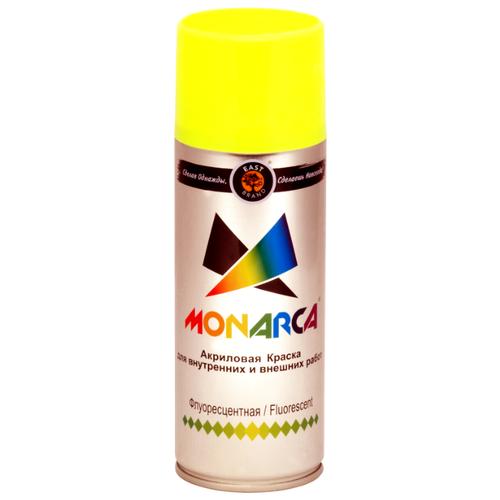 Краска Eastbrand Monarca флуоресцентная желтый 520 мл