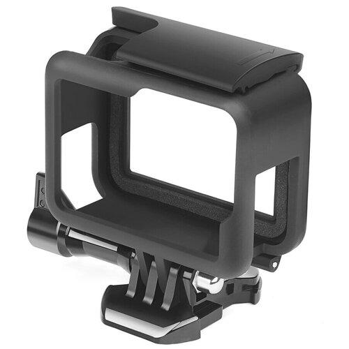 Фото - Крепление-рамка Flife для GoPro Hero 5/6/7 черный крепление адаптер gopro agbag 002 черный