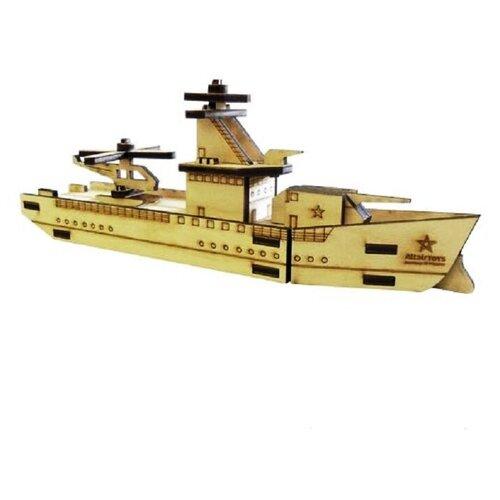 Купить Сборная модель - военный корабль, Альтаир, Сборные модели