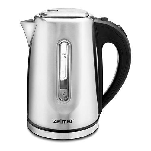 Чайник Zelmer ZCK7924, серебристый