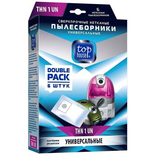 Top House Пылесборники THN 1 UN белый 6 шт.