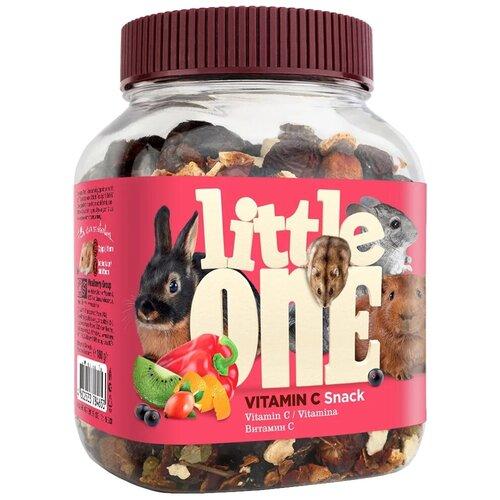 Фото - Лакомство для кроликов, грызунов Little One Snack Vitamin C 180 г little one snack puffed grains лакомство для грызунов воздушные зерна 100 гр
