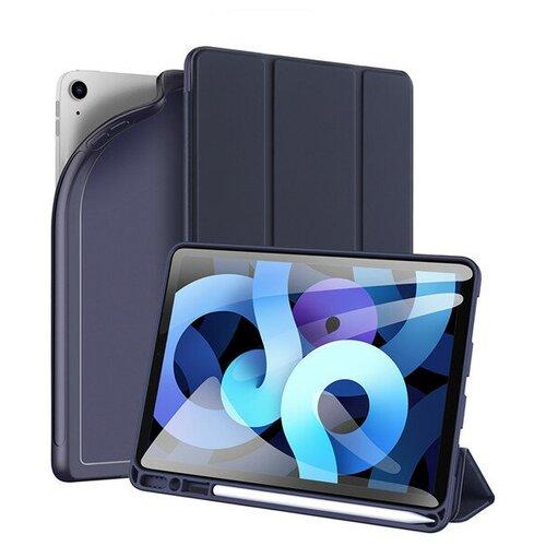 Чехол книжка для Apple iPad Air 10.9 Dux Ducis Osom Series (PS) Midnight Blue