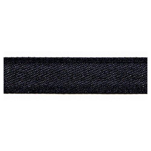 Тесьма брючная PEGA, цвет черный, 15 мм 100% полиэстер