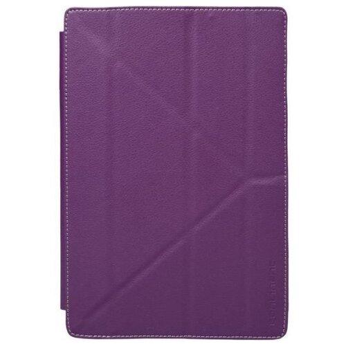 Чехол Continent UTS-102 универсальный для планшетов 10'', фиолетовый