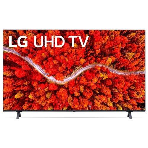 """Телевизор LG 60UP80006LA 60"""" (2021) черный"""