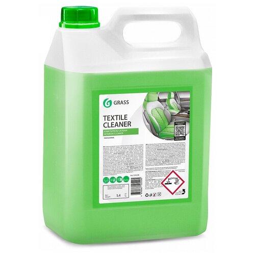 Grass Очиститель салона автомобиля Textile-cleaner 125228, 5.4 кг очиститель салона grass universal cleaner 20 кг
