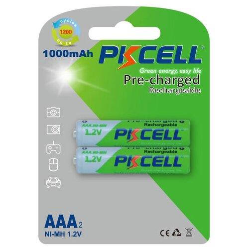 Аккумуляторы PKCELL NI-MH RTU AAA1000-2B