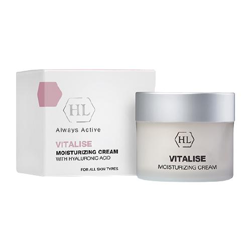 Holy Land Vitalise Moisturizing Cream Увлажняющий крем для всех типов кожи лица, 250 мл