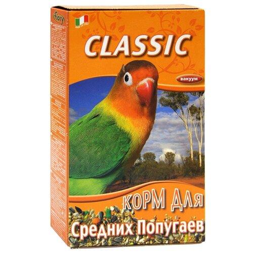 Фото - Fiory корм Classic для средних попугаев 400 г fiory fiory корм для средних попугаев parrocchetti african