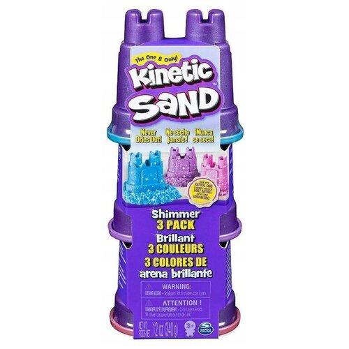 Кинетический песок Kinetic Sand Мерцание (6053520)