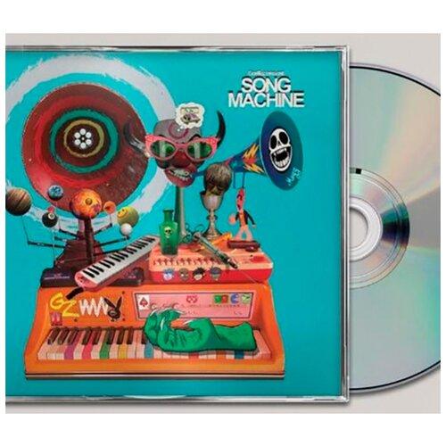 gorillaz gorillaz the fall Gorillaz – Gorillaz Presents Song Machine, Season 1 (CD)