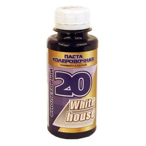 Колеровочная паста White House Для внутренних работ фиолетовый 0.45 л