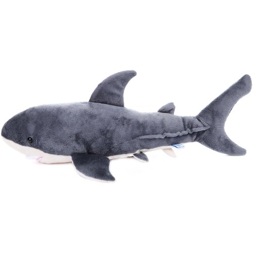 Мягкая игрушка Акула 40см