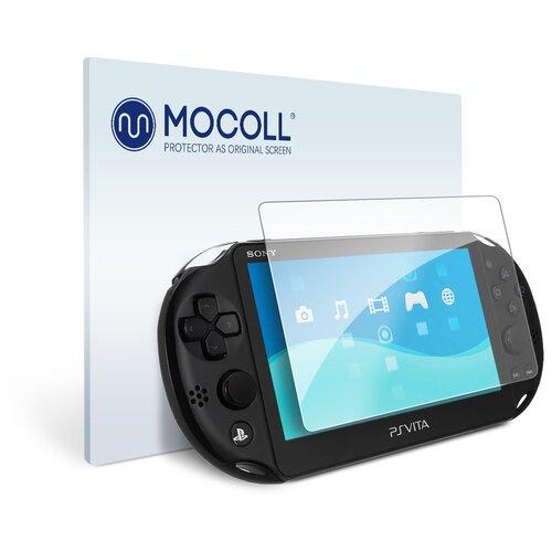 Фото - Пленка защитная MOCOLL для дисплея игровой приставки PlayStation Vita матовая игровые приставки