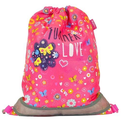 MagTaller Мешок для обуви Butterfly (31616-40) розовый недорого
