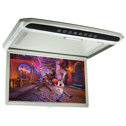 Автомобильный монитор AVEL AVS1707MPP серый автомобильный монитор avel avs4715bm черный