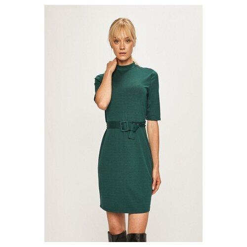 платье only only on380ewcaxr7 Платье ONLY 15189314 женское Цвет Зеленый Ponderosa pine Однотонный р-р 46 M
