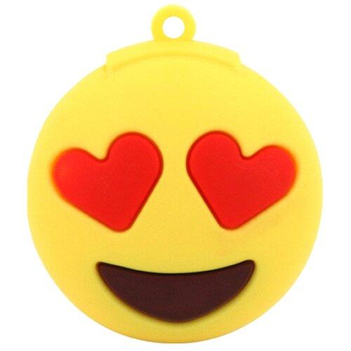 Фото - Флеш накопитель USB 32 ГБ / USB Флэш диск 32 GB (USB Flash Drive) / Оригинальная компьютерная флешка ЮСБ в подарок (Smile) подарок