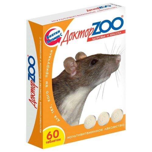 Лакомство для грызунов Доктор ZOO Мультивитамины