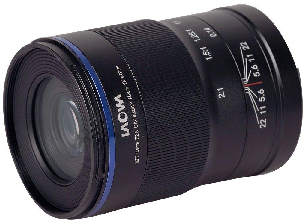 Объектив Laowa 50mm f/2.8 2X Ultra Macro APO MFT