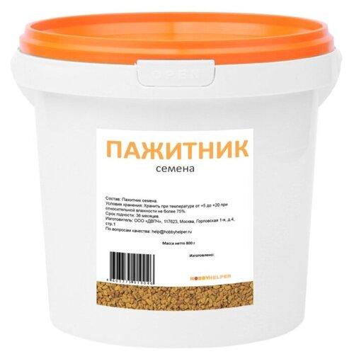 Фото - Пажитник семена в ведре (800 г) HOBBYHELPER пажитник семена indian bazar 4 шт по 75 г