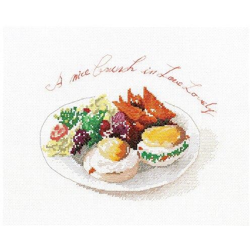 Купить Набор для вышивания Поздний завтрак XIU Crafts 2801802, Наборы для вышивания