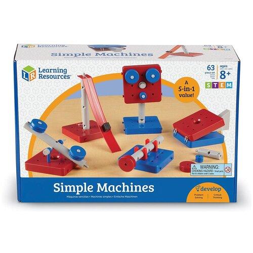 Конструктор Learning Resources LER2442 Простые механизмы