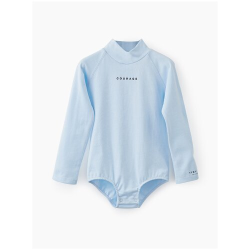 Боди Happy Baby, размер 98, light blue футболка happy baby размер 98 light blue