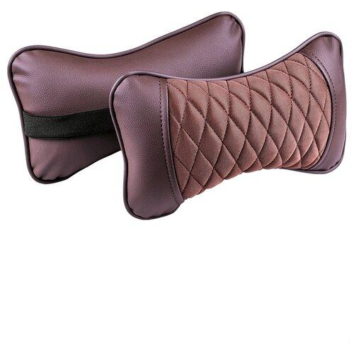 Комплект автомобильных подушек под шею (element41189, 2 штуки)