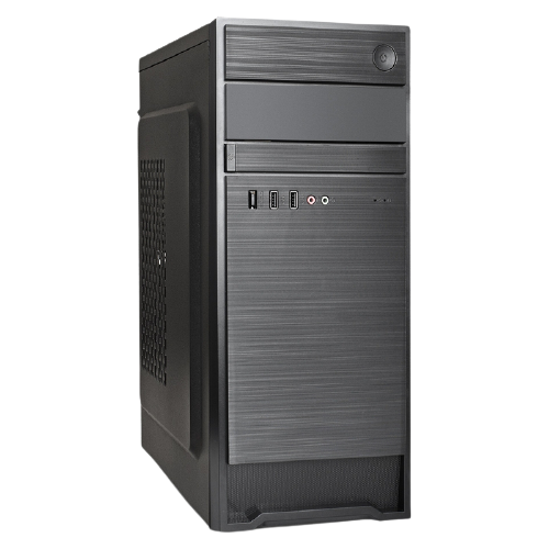 Компьютерный корпус ExeGate AX-252 500W