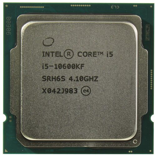 Процессор Intel Core i5-10600KF, OEM