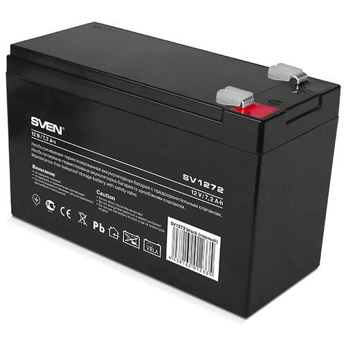 Аккумуляторная батарея SVEN SV1272 7.2 А·ч