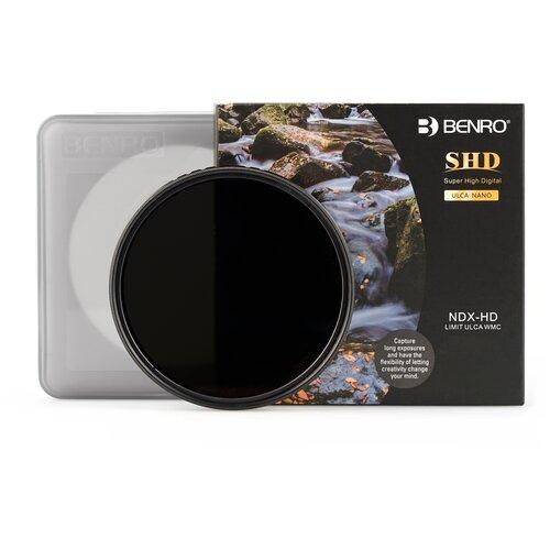 Фото - Benro SHD NDX-HD LIMIT ULCA WMC 72 мм светофильтр нейтрально серый, переменной плотности фоторюкзак benro hummer 100 голубой св серый