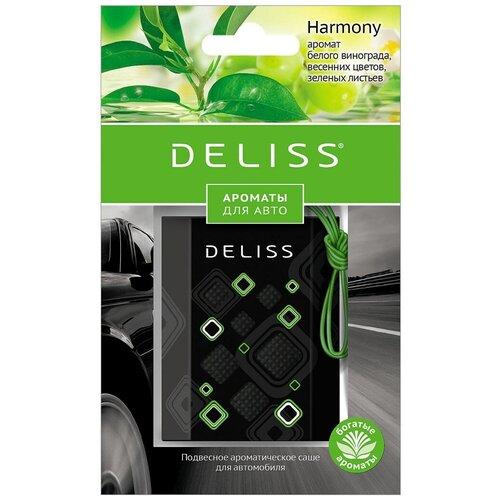 Deliss Ароматизатор для автомобиля, AUTOS006.04/01, Harmony 7.8 г