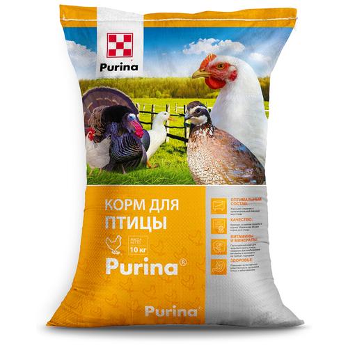 Комбикорм для кур-несушек Фазовый Purina® 10 кг.