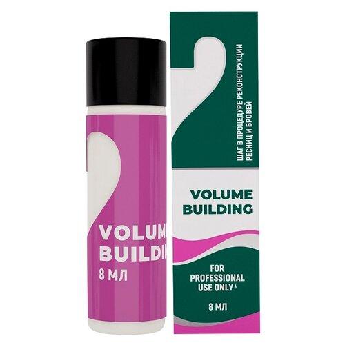 Купить Innovator Cosmetics Лосьон для реконструкции ресниц и бровей Volume Building