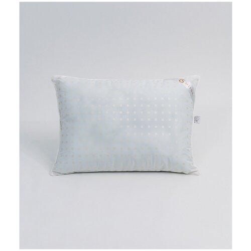 Подушка SELENA Акварель Полиэфирное волокно, 50x70 см, белый