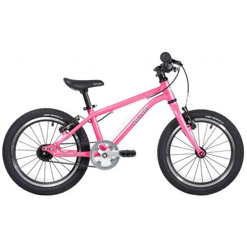 Фото - Детский велосипед JETCAT Race Pro 16 Pink Pearl (требует финальной сборки) велосипед cube elite c 68 race 29 2x 2016