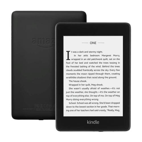 Электронная книга Amazon Kindle Paperwhite 2018 32Gb black Ad-Supported