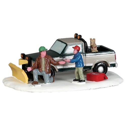 Сувенир Машина Снегоочиститель