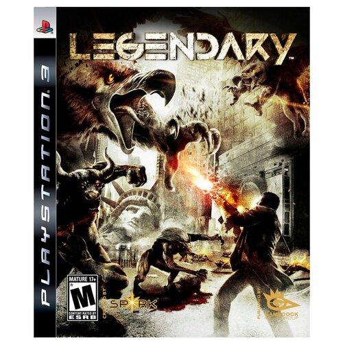 Игра для PlayStation 3 Legendary, полностью на русском языке